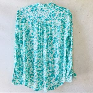 Anthropologie Tops - Anthropologie • Maeve Floral Button Down Blouse